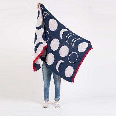 Callisto Moon Blanket Minka Inhouse