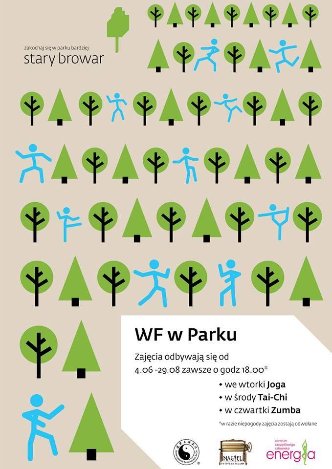 Kreacja WF w Parku  #starybrowar #wfwparku #wf #park