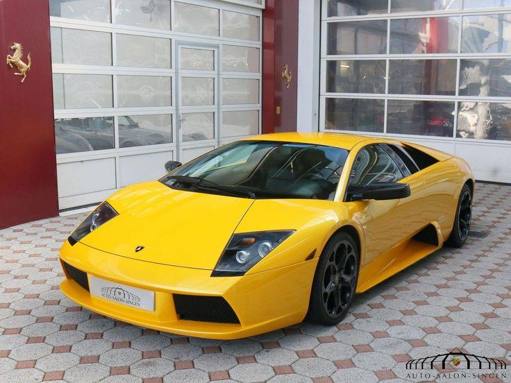 Lamborghini Murcielago Coupé - Auto Salon Singen