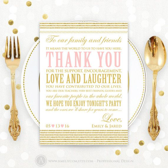 Best 25+ Thank You Card Template Ideas On Pinterest | Thank You