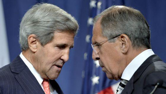 Kerry advierte a Lavrov de las consecuencias de desestabilizar Ucrania | Internacional | EL PAÍS
