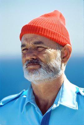 bill murray /// the life aquatic with steve zissou