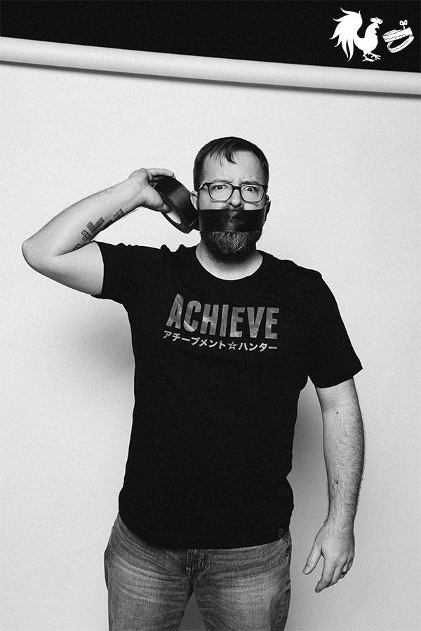 Achievement Hunter Katakana Achieve T-Shirt   Achievement Hunter