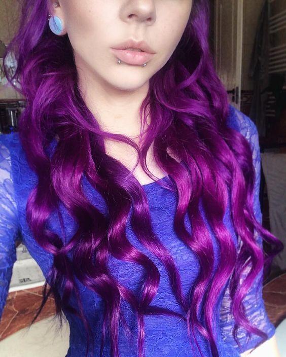 Manic Panic 101 hair color guide #ManicPanic