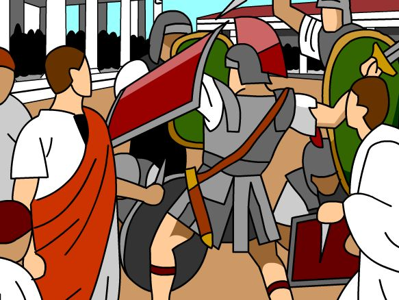 Fall of the Roman Empire on BrainPOP