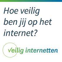 Veilig internetten is een website waar mensen tips, trics en praktische stap voor stap uitleg kunnen vinden over wat zij kunnen doen en laten om veilig te internetten. website van de overheid (voorheen digibewust.nl)