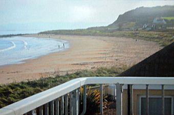 Naro Moro  - Balintore,  right by the beach in Scotland.