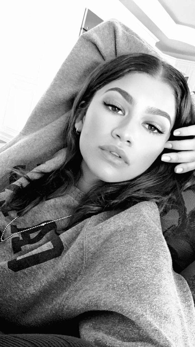 Zendaya on snapchat 9/16/16