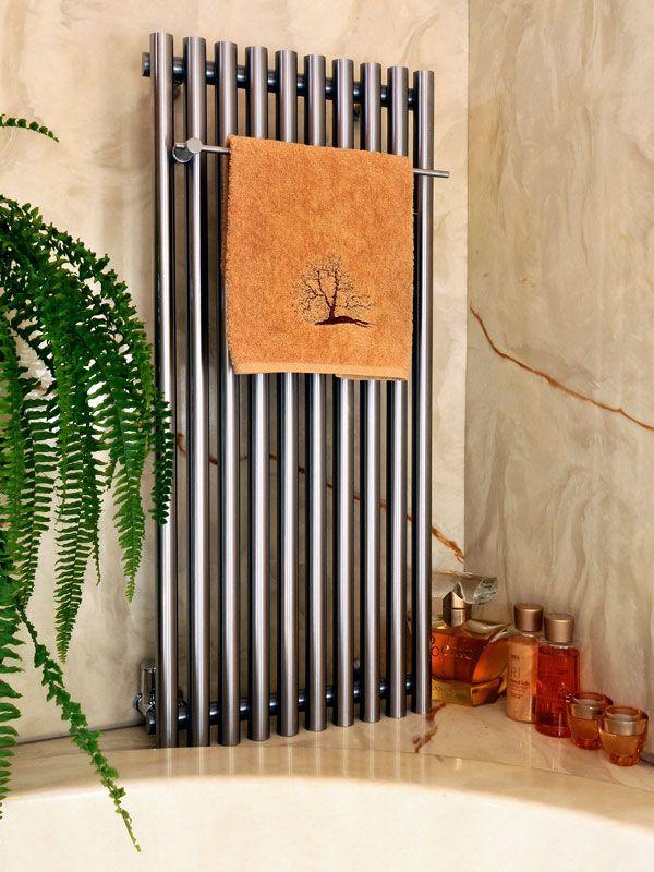 Modell: Impulse Towel Bar Badheizkörper Edelstahl Heizkörper Heizen Wärme  Edelstahlheizkörper Designheizkörper Design Edelstahldesignheizkörper  Accuro Korle