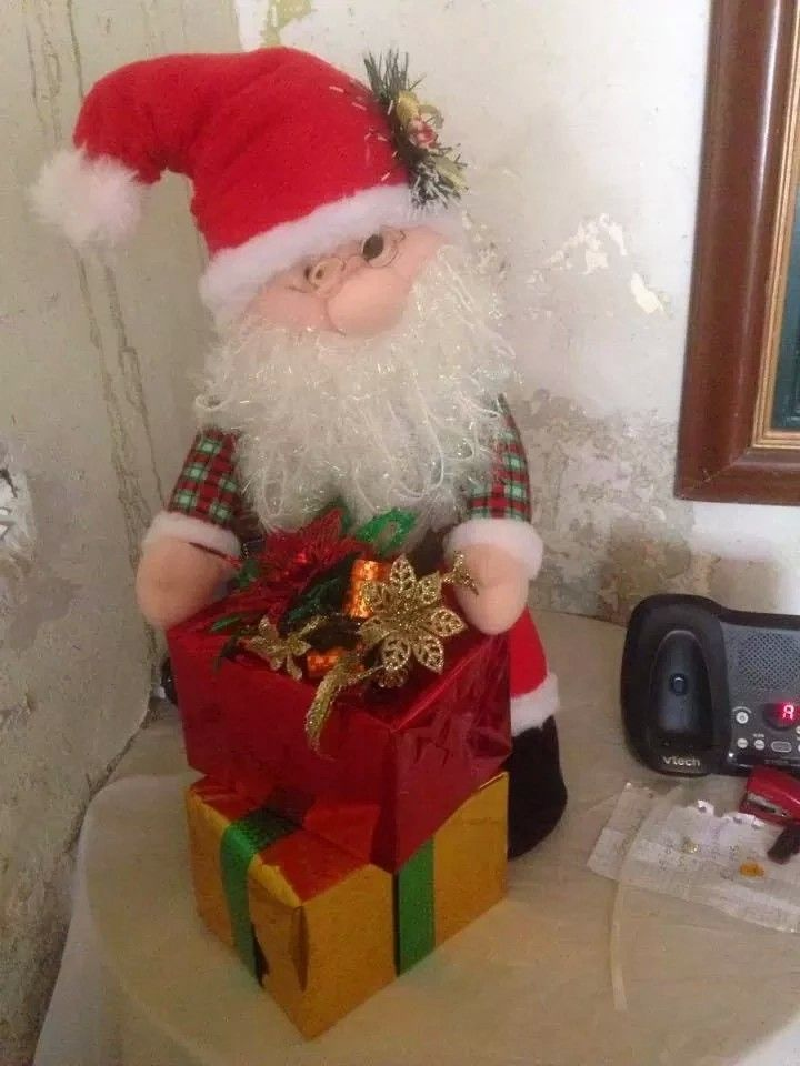 Noel calson caido 2