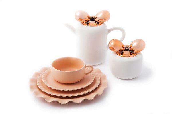 Shine tableware