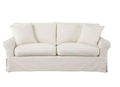 Badcock - Nantucket SofaNantucket Sofas, Empty House, Realistic House, Porches Renovation, Living Room, Ideas Furnishings, Chairs Covers, Removal Slipcovers, House Plans