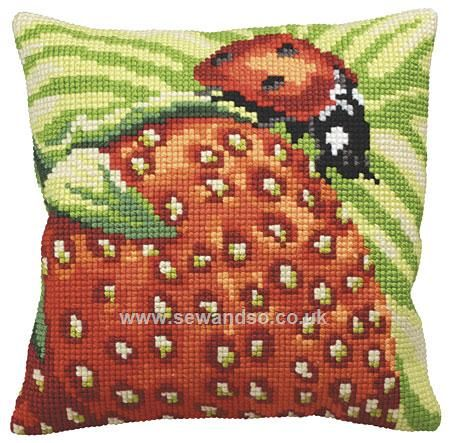 Garriguette Cushion Front