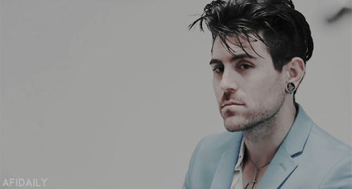 Davey Havok: You're a conflicted soul and you're not afraid to admit it. You carry a lot of pain with you, but you're not ashamed of it — rather, you own it. You love poetry, literature, and the arts. Therefore, your spirit animal is Davey Havok of AFI. Perfect date: Night at a museum.