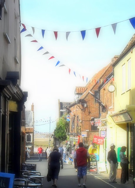 Wells-next-the-sea, Norfolk My favourite street