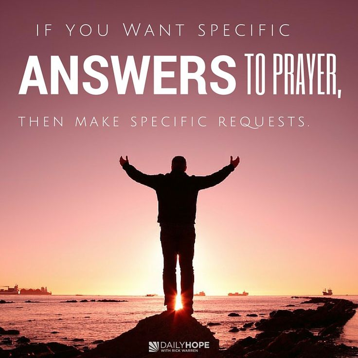 Want to Learn How to Pray Effectively? Learn 4 secrets to answered prayer in this devotional from Daily Hope with Rick Warren.