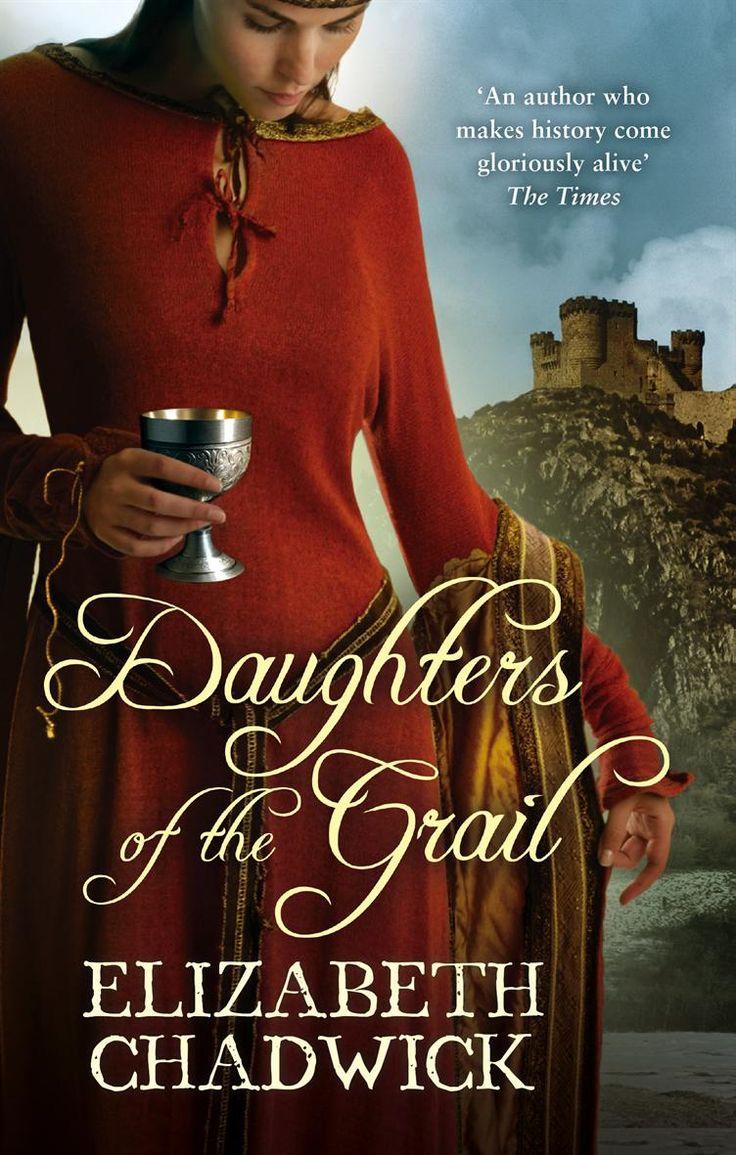 Elizabeth Chadwick - Daughters of the Grail / #awordfromJoJo #HistoricalRomance #ElizabethChadwick