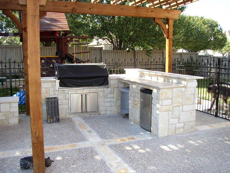 Outdoor Kitchens Dallas-Fort Worth - Venture Custom Pools DFW