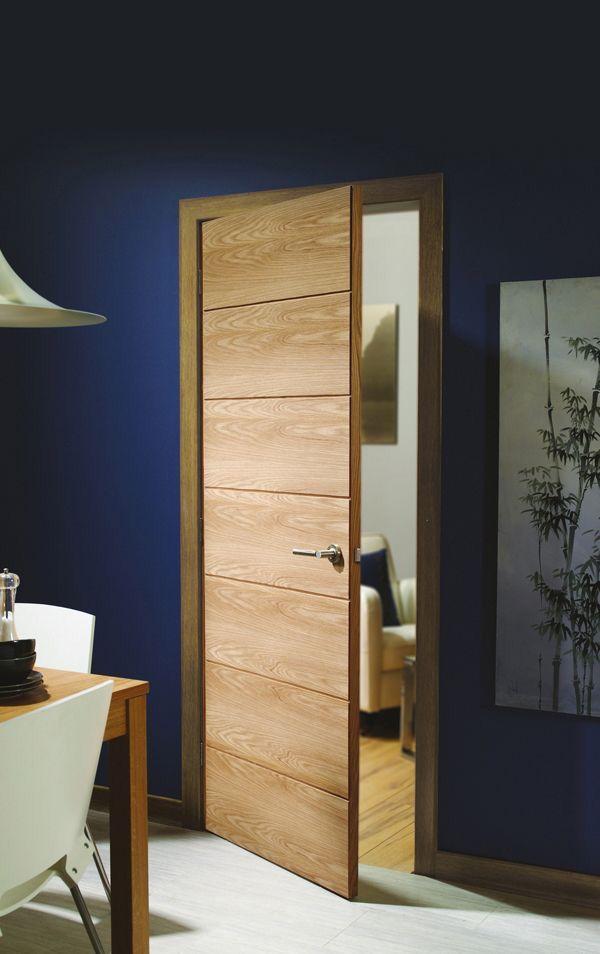 The Savona internal oak door is a