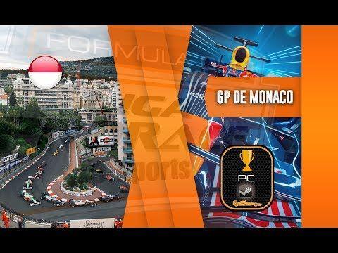 F1 AO VIVO | ETAPA 05/08 | GP DE MÔNACO | PC | NARRAÇÃO: RÉGIS MORENO | ...