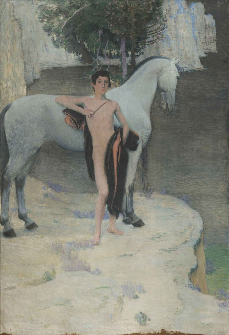 Jan Preisler (Czech, 1872 - 1918)  Black Lake (Černé jezero), N/D