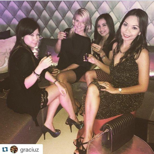 #Lunafriends #girlsnightout @Luna2 #friends #Pop! #Luna2studiotel #Seminyak #Bali