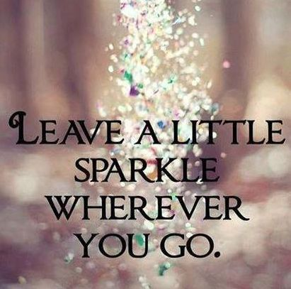 Inspirational Moment #leaveamemory #sparklesleaveatrail #mynameisismzjaye
