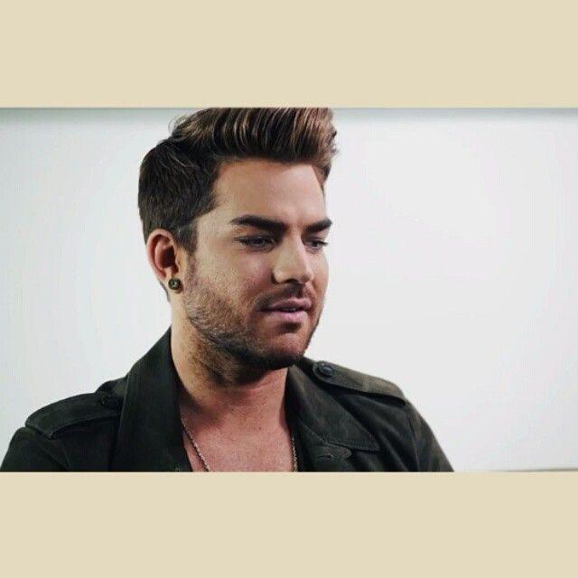 How Adam reacts to hearing Kiss by Prince #adamlambert #kiss #prince #dancing