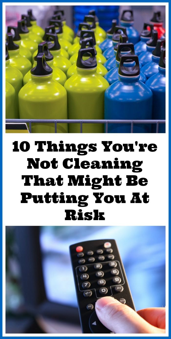 10 Things You're Not Cleaning That You Really Should Be! Cleaning your home is actually about much more than just maintaining your home's aesthetic appeal! Cleaning things in your home keeps you safe & healthy! If you're forgetting to clean certain things, you may be putting yourself in a potentially dangerous situation ( to be a bit dramatic)! Here are 10 Things You're Not Cleaning But Should! | Cleaning tips | deep cleaning | home organization | homemaking
