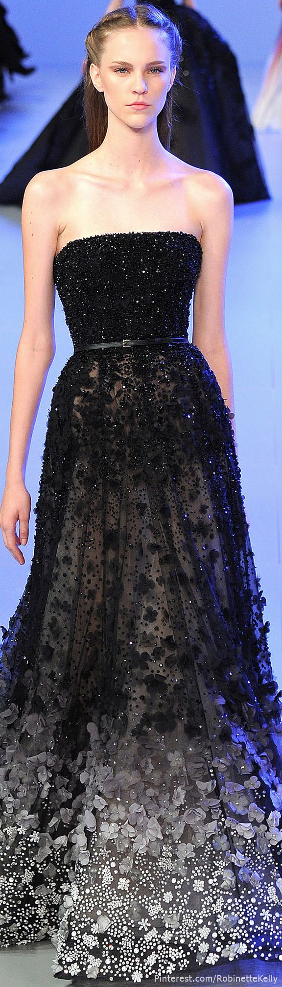 Elie Saab Haute Couture | S/S 2014.