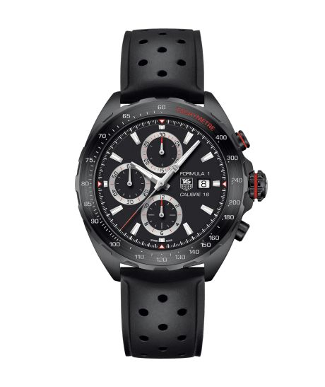 Chronograph for men & women - TAG Heuer watches (S$3600)