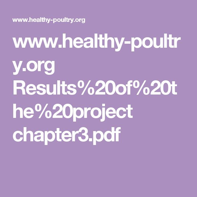 www.healthy-poultry.org Results%20of%20the%20project chapter3.pdf