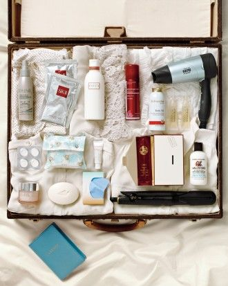 """See the """"What to Carry On"""" in our Travel-Friendly Beauty Products gallery"""
