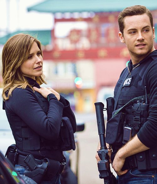 Chicago Pd Sophia Bush Amp Jesse Lee Soffer Tv Movies