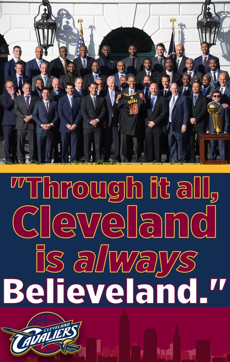 Cleveland Cavaliers. . #Champions