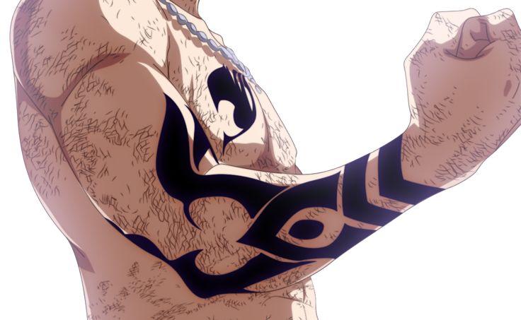 gray fairy tail tattoo ile ilgili görsel sonucu
