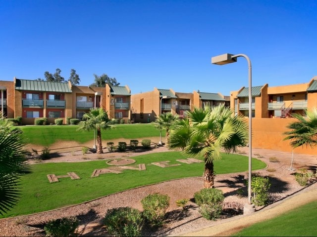 Haven Luxury Apt. Homes   Tempe, Arizona. Close To ASU + Metro Light Rail.  Of Lush Landscaping. Pictures