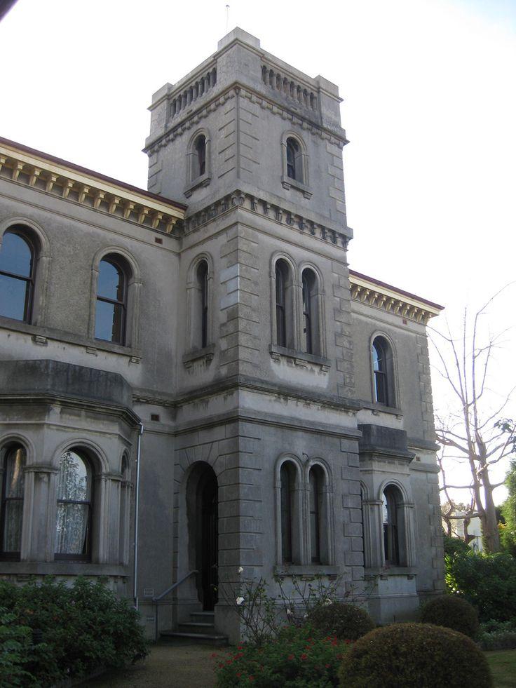 """""""Villa Alba"""" a Victorian Italianate Mansion - Studley Park, Kew, Victoria, Australia"""