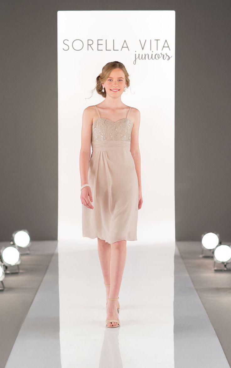 231 besten Bridesmaid Dresses Bilder auf Pinterest | Blumenmädchen ...