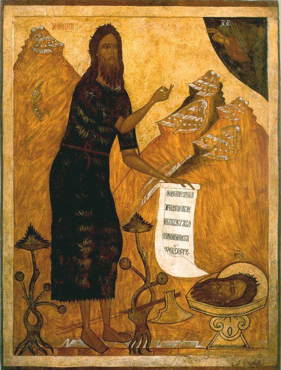 Martirio S.Giovanni Battista