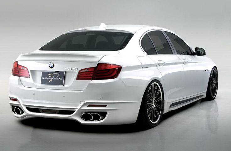 BMW 5 Series F 10