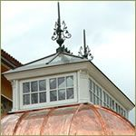 Domes, Cupolas, Roof Lanterns & Skylight Gallery by Tanglewood Conservatories | Tanglewood Conservatories