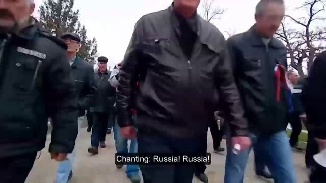 """DOCUMENTARY FILM """"CRIMEA. THE WAY HOME"""" (English subtitles, part #4). In the documentary, for the first time ever, there are two explicit interviews of Vladimir Putin and all the episodes of the Crimea Spring 2014, the ones that have determined the history of modern Russia. #crimea #putin #ukraine #donbass #NATO #marines #spetsnaz #russia #films #movie"""