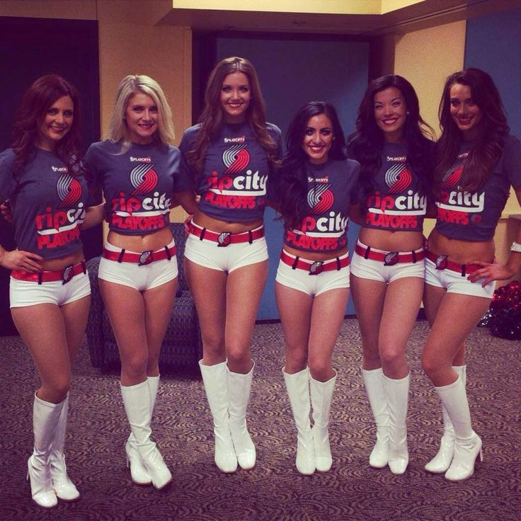 Portland Trail Blazers Dancers: 602 Best Just Go Go Boots Images On Pinterest