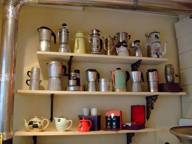 Coffee makers | Saw these in a shop in France, and couldn't … | Flickr