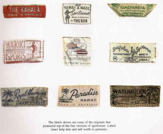 103 best images about vintage.clothing labels & tags on Pinterest