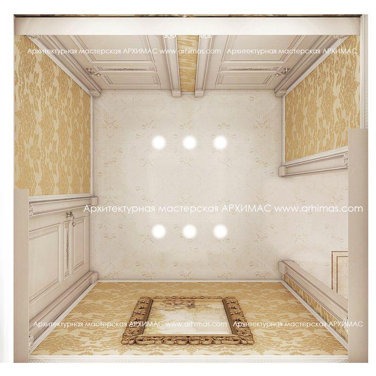 Готовый дизайн интерьера в 2-х комнатной квартире стиль Неоклассика Жилой комплекс (ЖК) Армейский Одесса Жилых комнат - 2 Ванных и с/у - 2