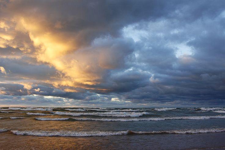 Grand Bend Beach, Lake Huron