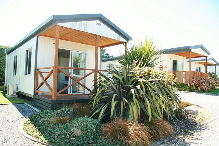 Taupo Accommodation - Ensuite Cabin