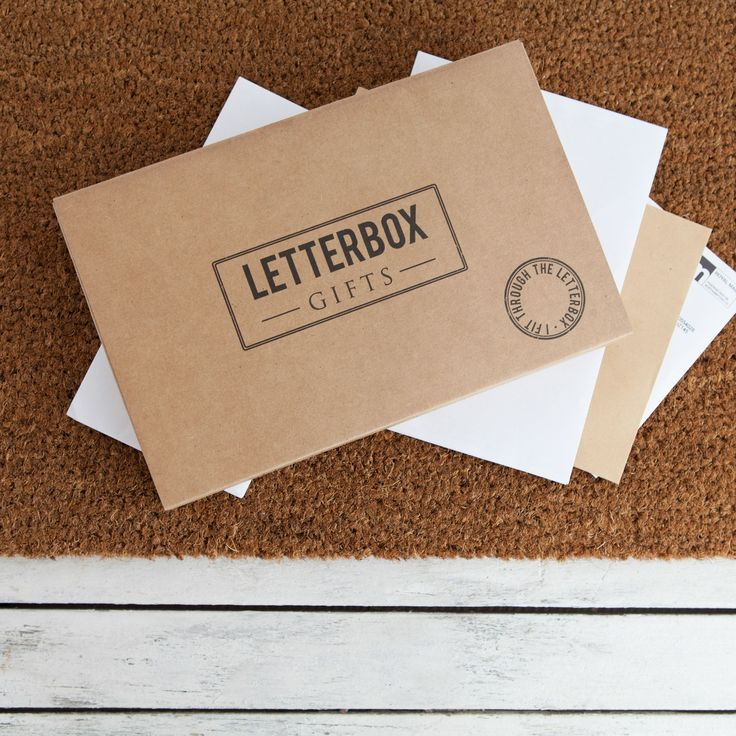 Gifts delivered straight through the letterbox, which one would you like waiting on the doormat? letterboxgifts.co.uk #letterboxfriendly